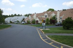 Raintree condos freehold township A