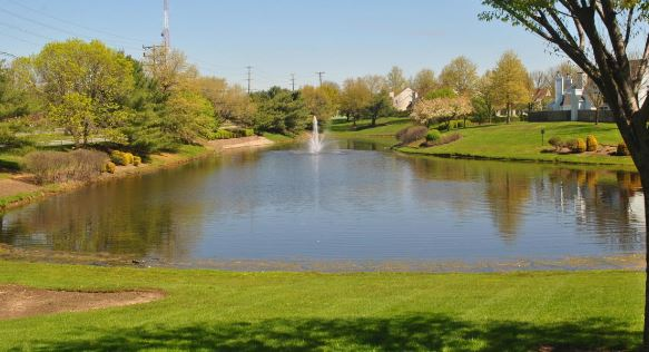 Poets corner pond home for sale