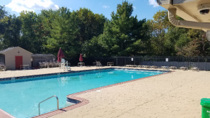Homes FOr sale Independence Square Freehold pool